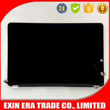 Lcd display assembly 661-7014 for macbook pro retina 13.3'' A1425 screen complete