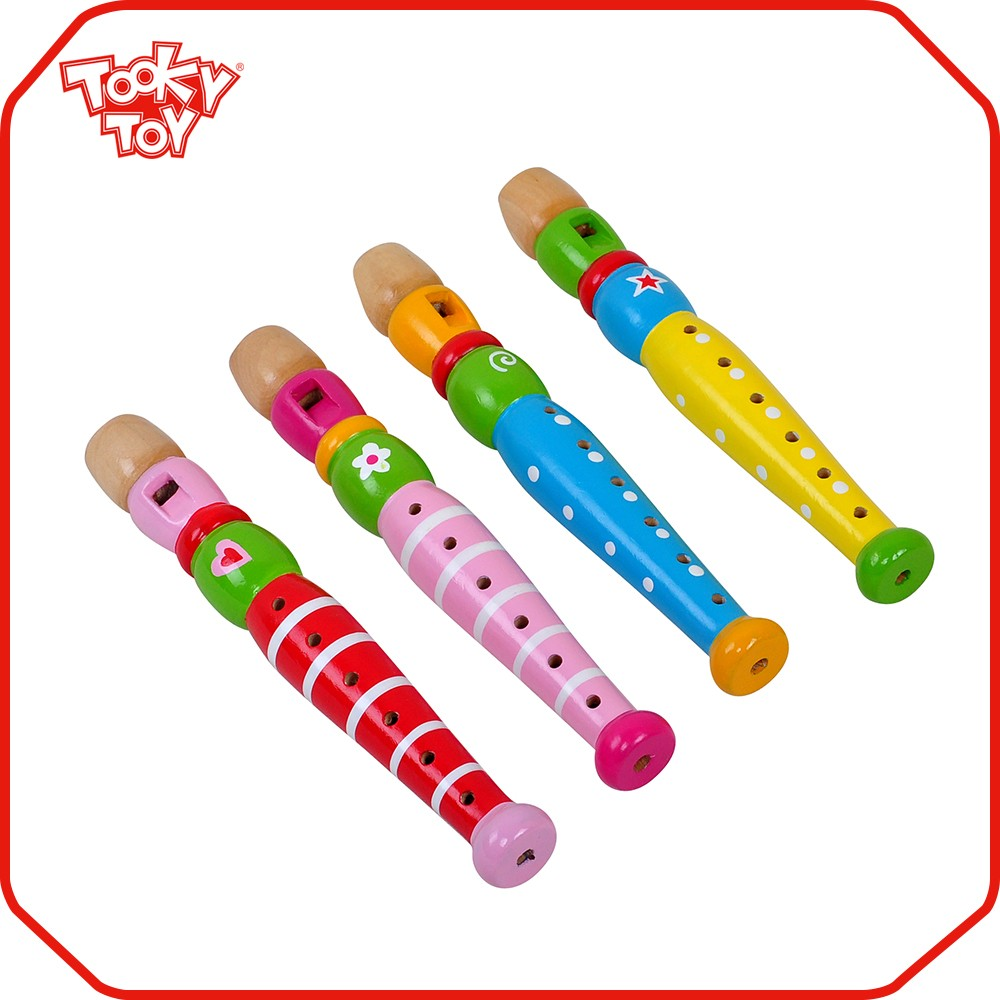 Educational intelligence toy happy flute