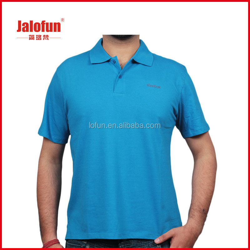 220g new design color combination polo t shirt
