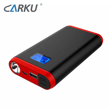 CARKU compact 12V battery booster charger for <strong>mobile</strong> <strong>phones</strong> 8000mAh car battery booster