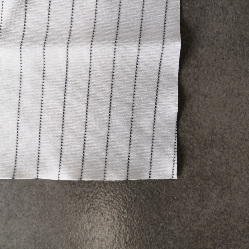 Lint Free 9x9inch ESD Cleaning Cloth Cleanroom Wiper White Electronic LCD Antistatic Wiping Fabric