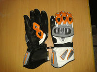 New stylish and attractive motorbike gloves for motorcycle and bike riders