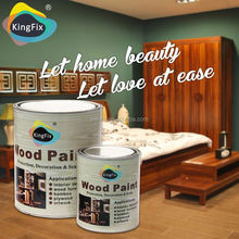 Free Samples KINGFIX water proof wood white paint
