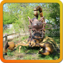 Realistic Artificial Insect Statues Inflatable Insects