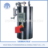 High Strength gas steam boiler prices