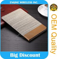 wholesale goods from china western cowboy leather case for the new for ipad