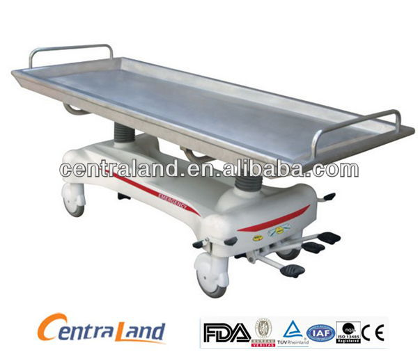 Hydraulic funeral Embalming Table