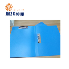 Custom print promotional gifts A4 size file folder/ pp clear plastic document holder