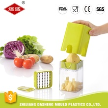 Factory best price manual ricer sweet cube chip fry potato cutter for home use