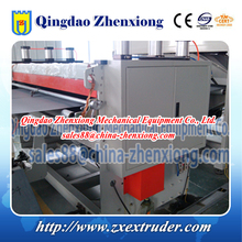 PP / PE Hollow grid sheet production line / extruding machine