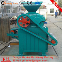 With factory price Charcoal Briquette Machine carbon black coal briquette making machine