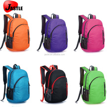Anti Theft Diaper Ripstop Fabric Foldable Waterproof Backpack School Bag For Kids