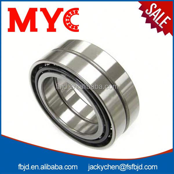 High level ruby cup angular contact ball plain bearing