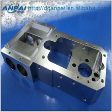 High Precision OEM CNC Parts China Supplier Machined Metal CNC Turning Parts for Gun Silencers