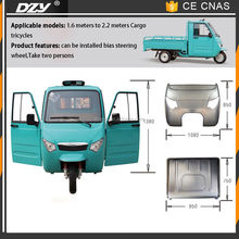 2017China Cabin battery powered electric cargo van vehicle