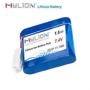 li ion battery pack 7 4 wholesale battery pack suppliers alibaba rh alibaba com