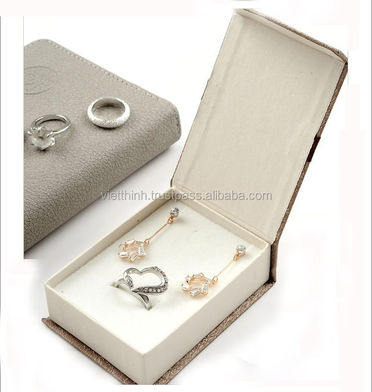 Small Decorative Empty Jewelry Wedding Gift Box