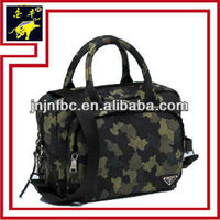 Fashion usable customized oxford fabric camouflage bags