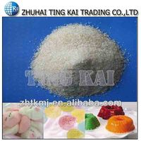 Edible grade gelatin for food use