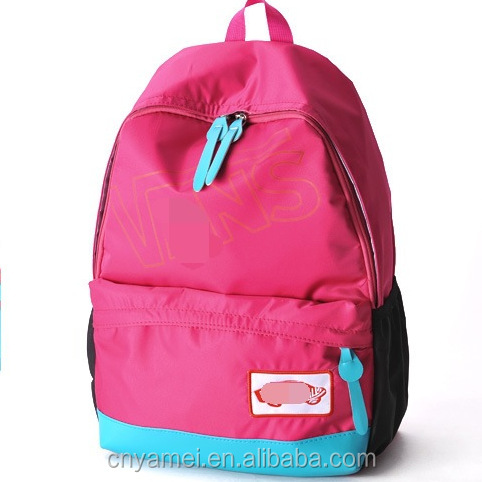 New 2017 Women Backpack Waterproof Nylon 10 Colors Lady Women's Backpack Female Casual Sports Travelbag Bags mochila feminina