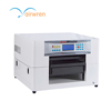 High Resolution A3 size DTG T-Shirt Printer 6 color T shirt Printing Machine With 3D Effect