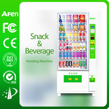 Afen vending machine for sale snacks drinks chocolates