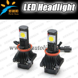 2014 New Product H9 cr-ee led headlight used Japanese cars,auto motorcycle led head/front/interior lights lamps
