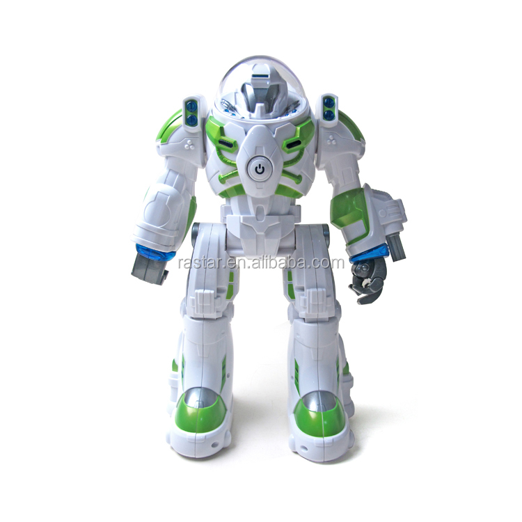 RASTAR RS spaceman mini rc robot toy wholesale price with light and sound for kids