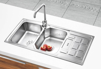 12050K bathroom shell sink, mop wash sink, stainless kitchen basin sizes