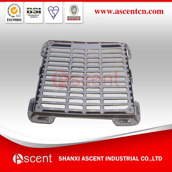 800*600 ductile iron C250 drain grating and cover