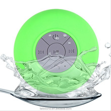 Portable Subwoofe Micro water proof Mini Bluetooth shower speaker soundbar Bluetooth audio receiver call Wireless speaker