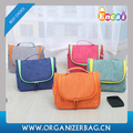 Encai Portable Waterproof Cosmetic Bag Large Hanging Travel Toiletry Bag