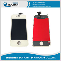 2015 cell phone lcd screen for Apple iPhone Compatible Brand touch screen for iPhone 4