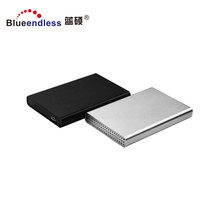Guangdong factory wholesale aluminum hdd caddy laptop sata to usb 3.0 2.5 hdd case for hard disk 1tb