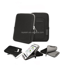 New Black Kick Stand Model Neoprene Laptop Sleeve for iPad mini and custimized size