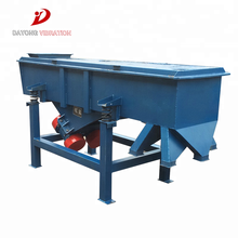 factory directly carbon steel fertilizer linear vibration screen separator machine