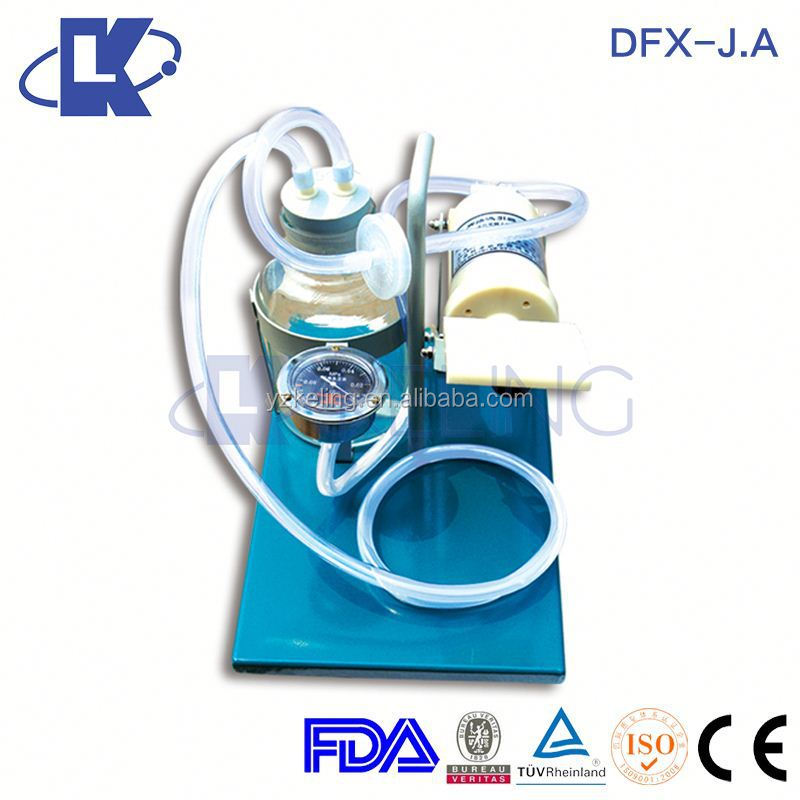 DFX-J.A foot suction unit Vacuum pedal suction apparatus pedal vacuum suction devices