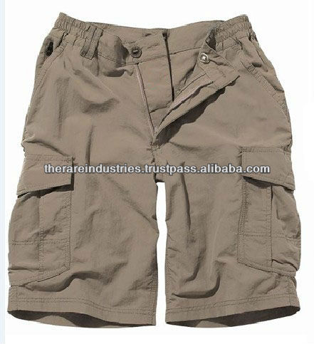 Lady Mid Length Short