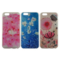 Custom Design UV Print Transparent TPU Back Shell Case Smartphone Wholesale Mobile phone cover