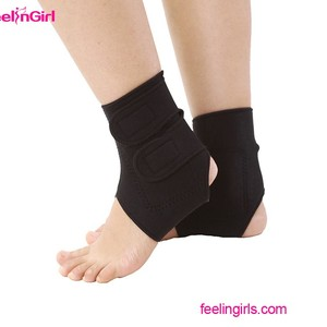 New Arrival Heated Tourmaline Magnetic Leg Ankle Brace Support