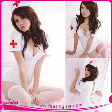 Hot Sell Wholesale Price Sexy Nurse Costume New Design