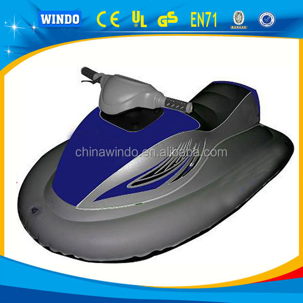 Professional supplier inflatable jet ski with electric motor jet ski for kids