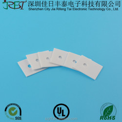 96%AL2O3 thermal semiconductor coated with copper alumina coppering ceramic substrate for PC/LED