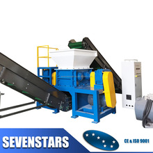 gear for paper shredder/hot sell crusher for film/plastic machine shredder factory
