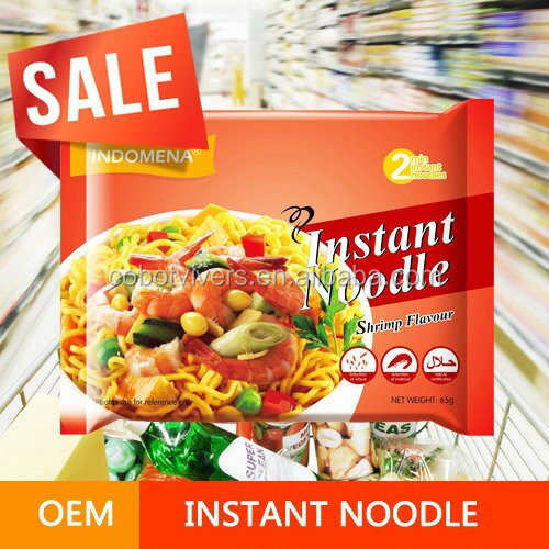 Korean hot spicy reman noodle instant/halal instant noodle certification