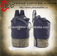 popular marine bag with ink print