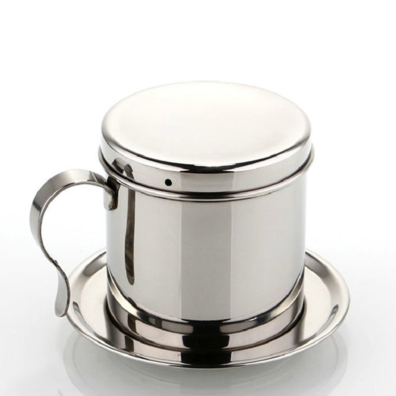 Vietnam Manual Stainless Steel Drip Coffee Maker