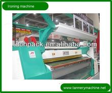 technical roller leather ironing machine