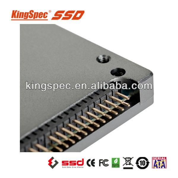laptops PATA SSD KingSpec 8GB 2.5 inch PATA IDE SSD hard drive disk for ruggedcomputer/ NVR/ DVR