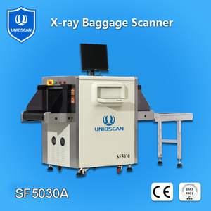 Metro Baggage Scanner Machine SF5030 Parcel X ray baggage scanner for warehouse price